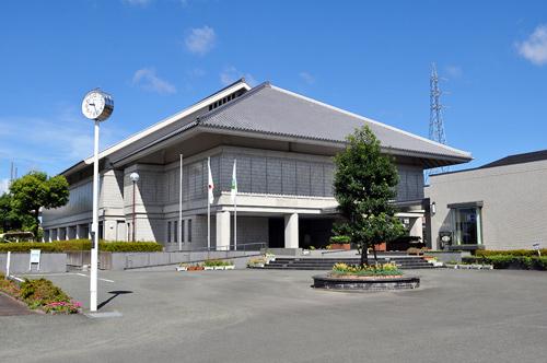 開館30年目の歴史資料館