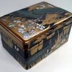 八橋蒔絵螺鈿硯箱(模作)ウェブ用
